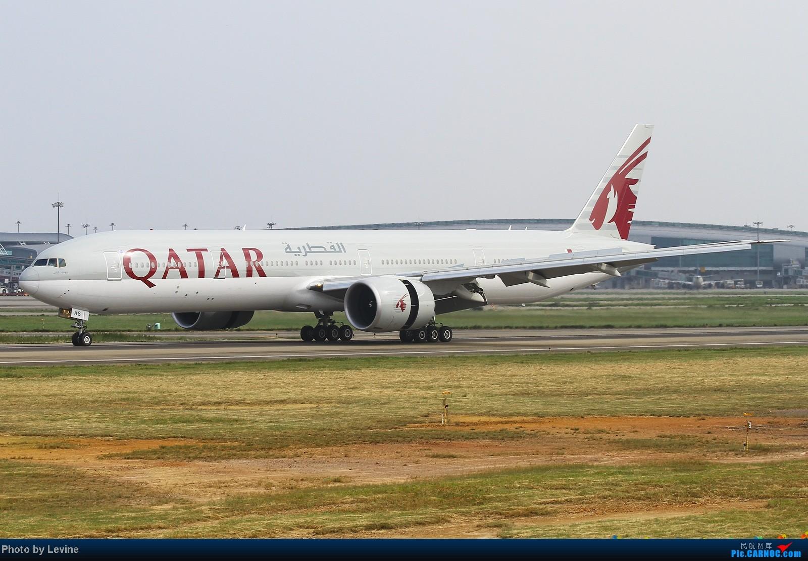Re:20141004 拍机以来第二次来CAN 西跑 消防塔 BOEING 777-300ER A7-BAS 中国广州白云机场