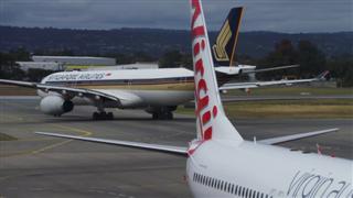Re:2014/09/25 - 2014/09/30 ADL-SYD + YSSY Plane Spotting