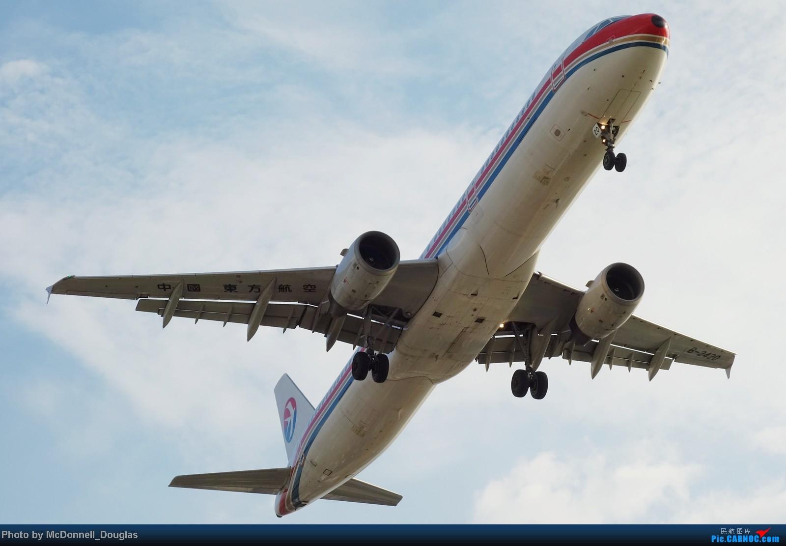 Re:[原创]【上海飞友会】ZSSS杂图一组 AIRBUS A321-200 B-2420 中国上海虹桥机场