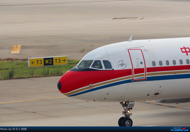 Re:[原创]PVG拍机-各种招手和不招手 AIRBUS A320-200 B-6600 中国上海浦东机场