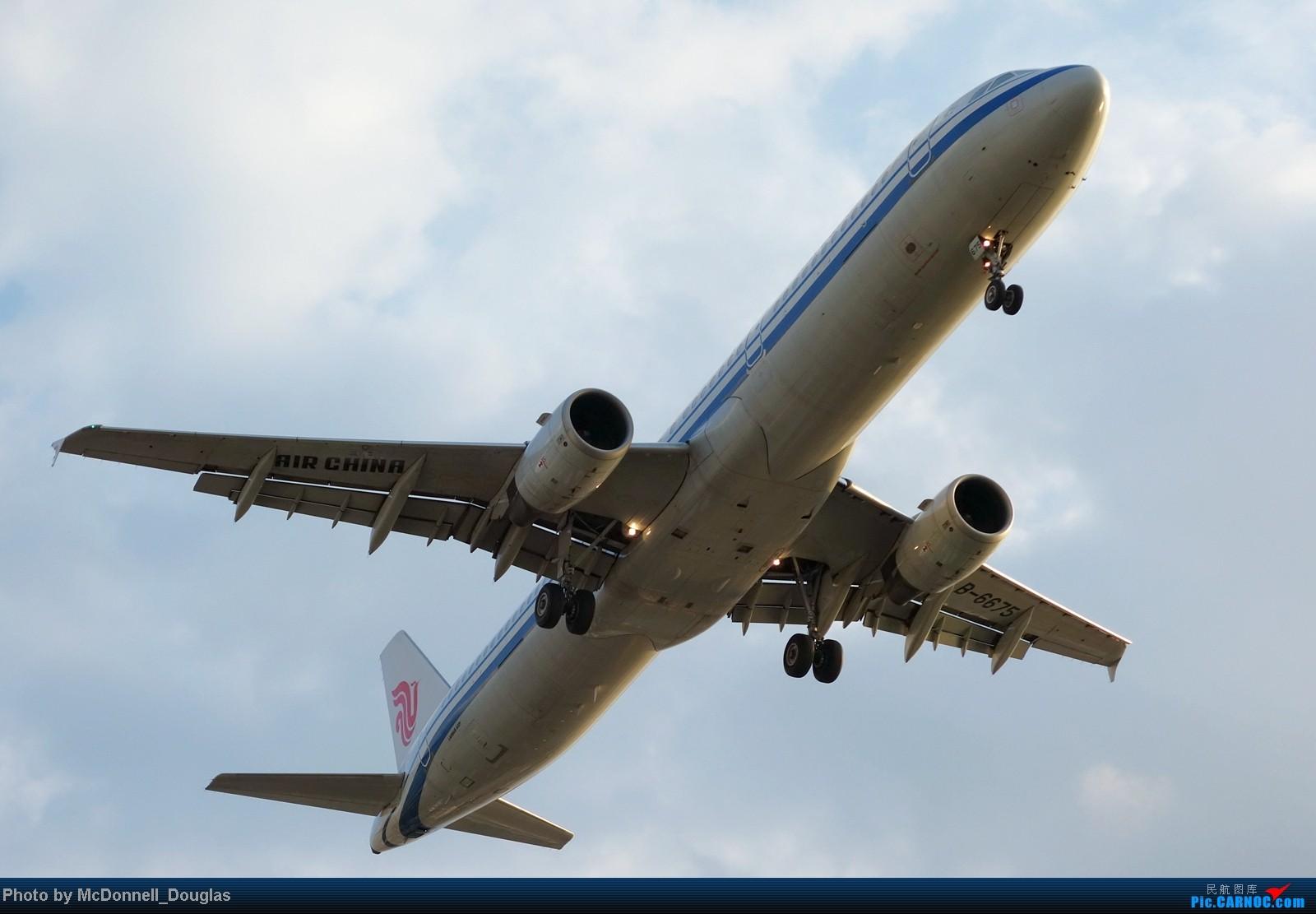 Re:[原创]【上海飞友会】ZSSS杂图一组 AIRBUS A321-200 B-6675 中国上海虹桥机场