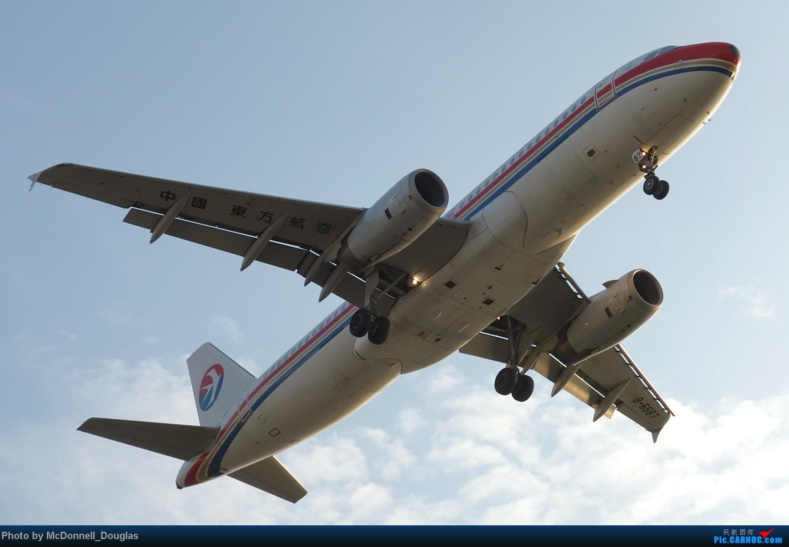 Re:[原创]【上海飞友会】ZSSS杂图一组 AIRBUS A320-200 B-6587 中国上海虹桥机场