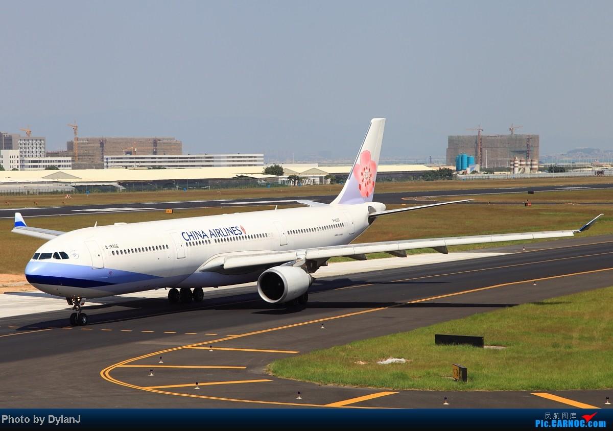 Re:【Feeyo @ XMN】木航321新装,胜安738 25周年涂装,首都航空御泥坊涂装~~~~ AIRBUS A330-300 B-18356 中国厦门高崎机场