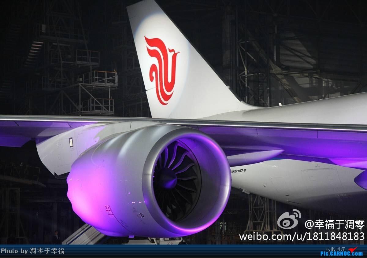 Re:[原创]B-2485,分享。 BOEING 747-8I B-2485