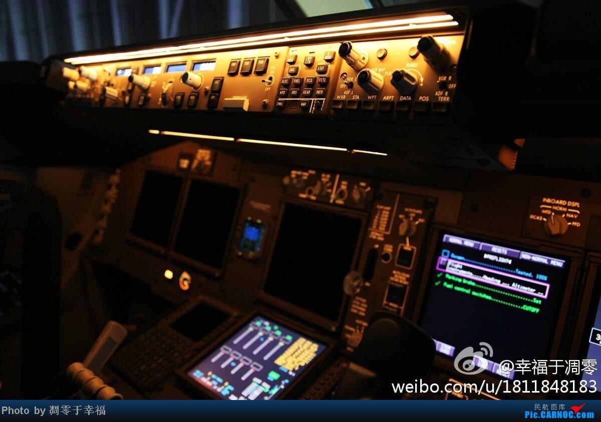 Re:[原创]B-2485,分享。 BOEING 747-8I B-2485 中国北京首都机场