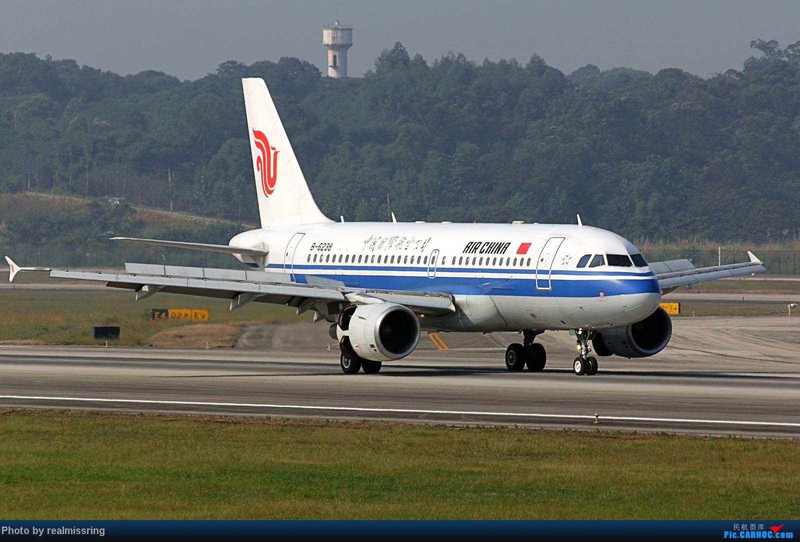 [原创]CARNOC成都空港缘分-国庆6号拍机之02R(土坡和脱离点) AIRBUS A319-100 B-6238 中国成都双流机场