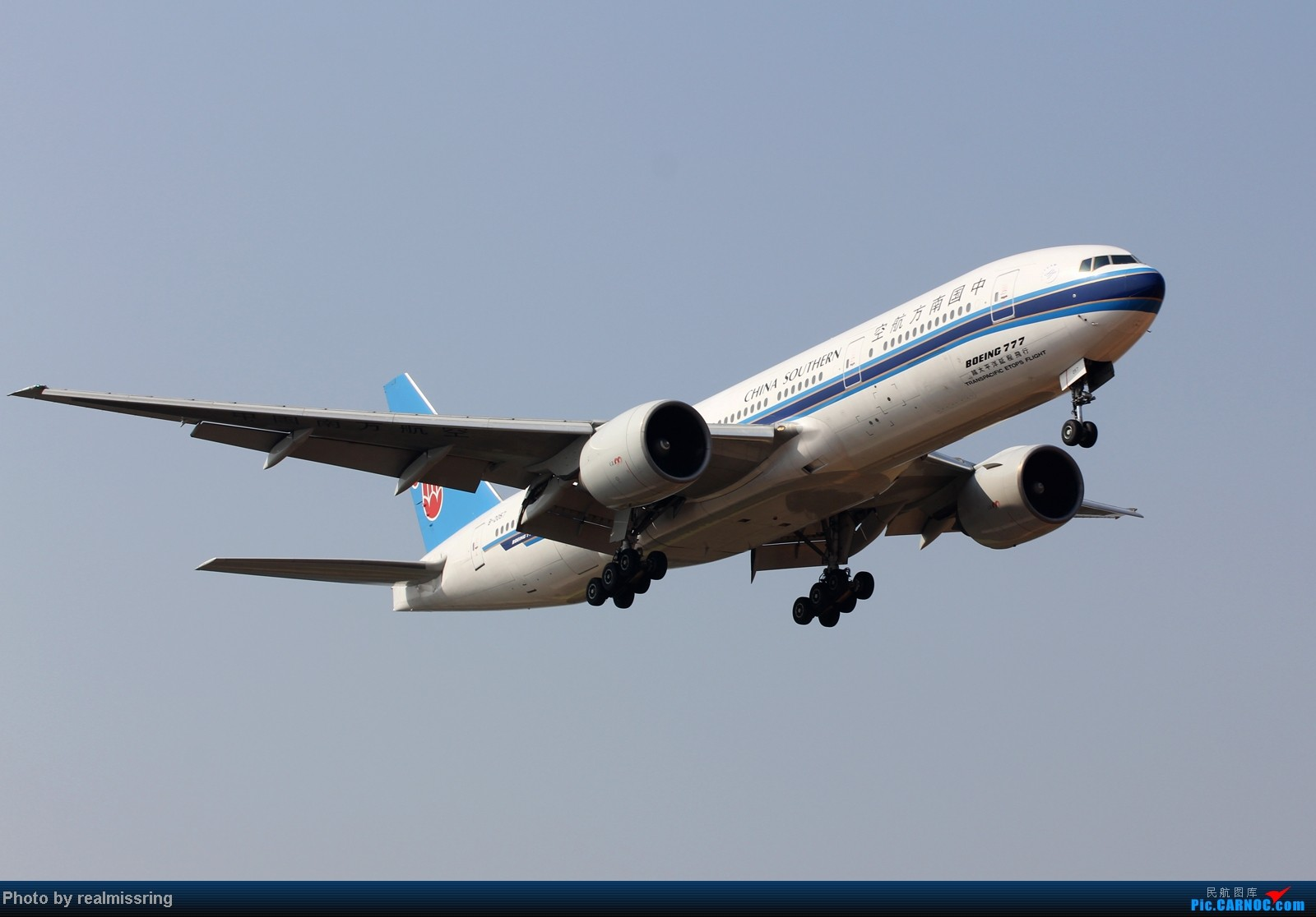 Re:[原创]CARNOC成都空港缘分-国庆6号拍机之02R(土坡和脱离点) BOEING 777-200 B-2057 中国成都双流机场