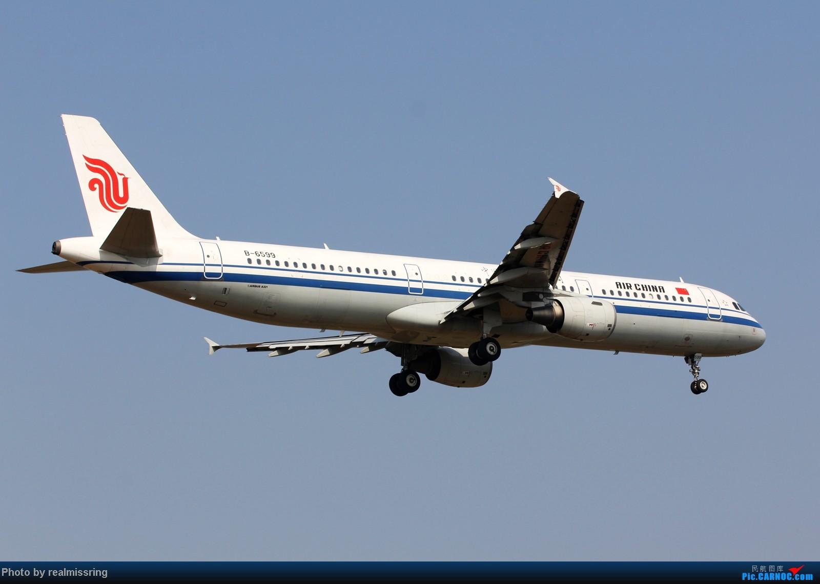 Re:[原创]CARNOC成都空港缘分-国庆6号拍机之02R(土坡和脱离点) AIRBUS A321-200 B-6599 中国成都双流机场