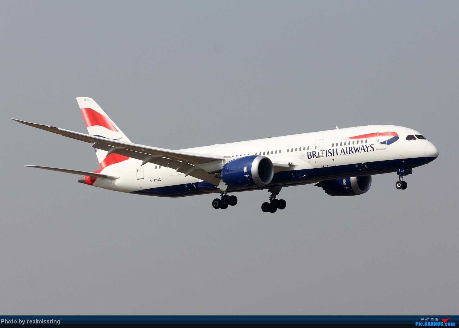 Re:[原创]CARNOC成都空港缘分-国庆6号拍机之02R(土坡和脱离点) BOEING 787-8 G-ZBJC 中国成都双流机场