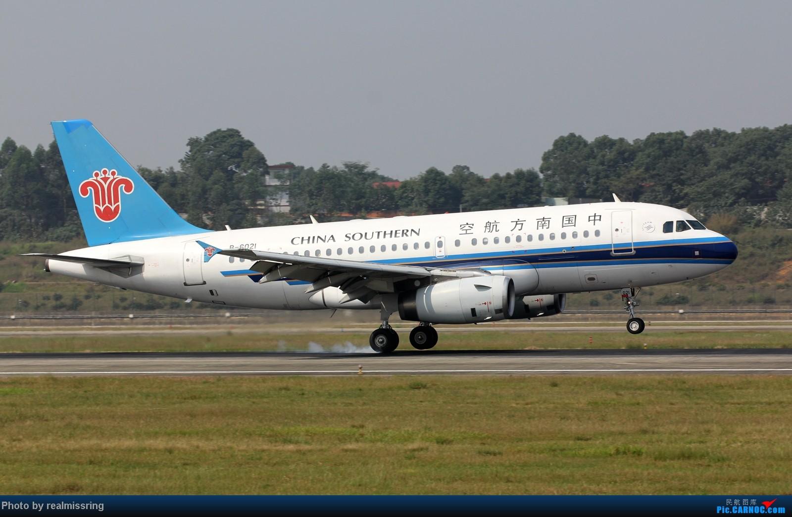 Re:[原创]CARNOC成都空港缘分-国庆6号拍机之02R(小树林) AIRBUS A319-100 B-6021 中国成都双流机场