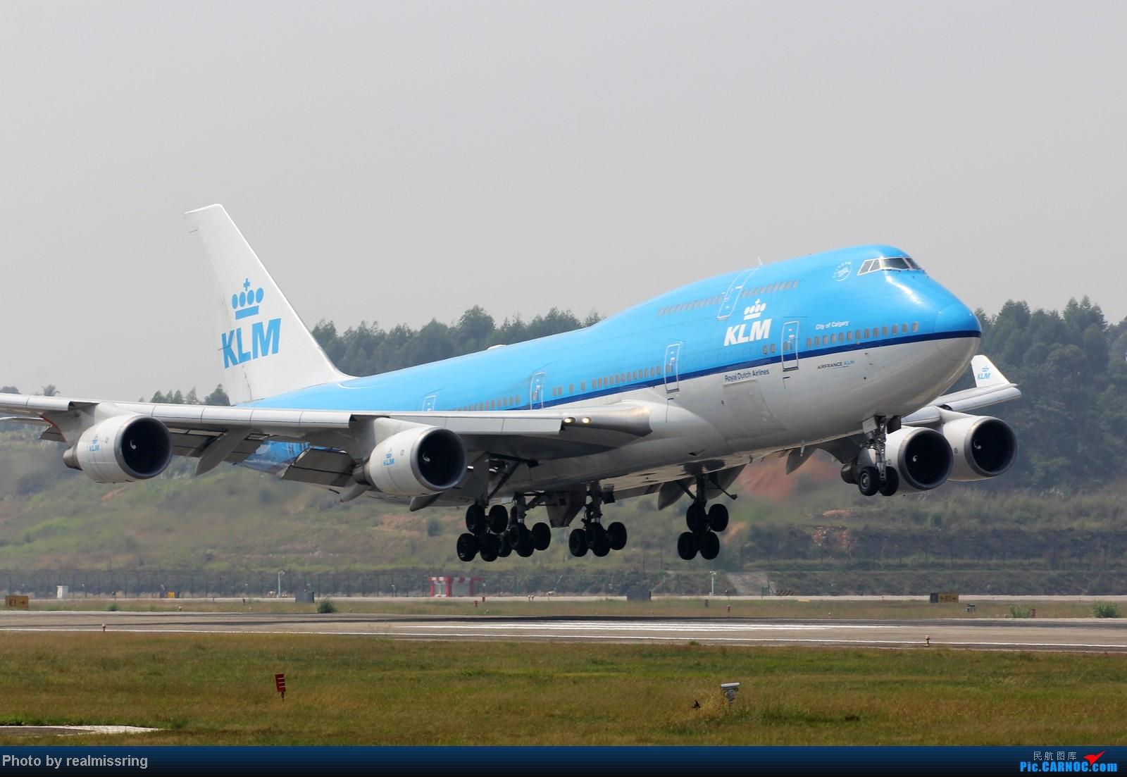 Re:[原创]CARNOC成都空港缘分-国庆6号拍机之02R(小树林) BOEING 747-400 PH-BFC 中国成都双流机场