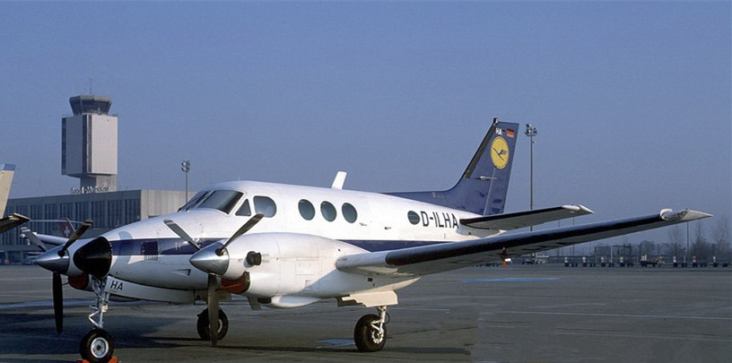Re:[转贴]通航飞机汇总 BEECH KING AIR C90