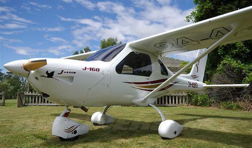 Re:[转贴]通航飞机汇总 JABIRU J160-C