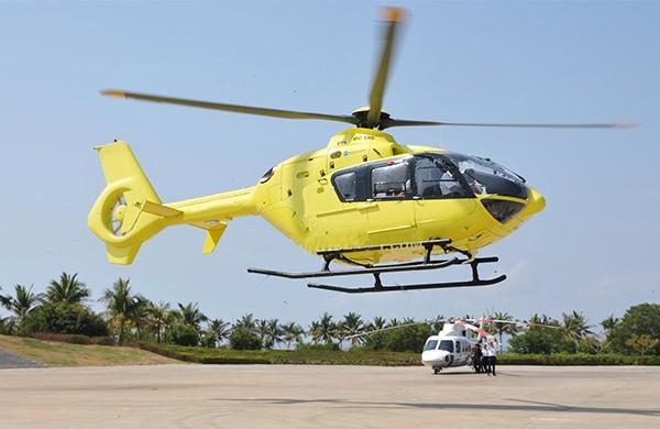 Re:[转贴]通航飞机汇总 EUROCOPTER EC135T2