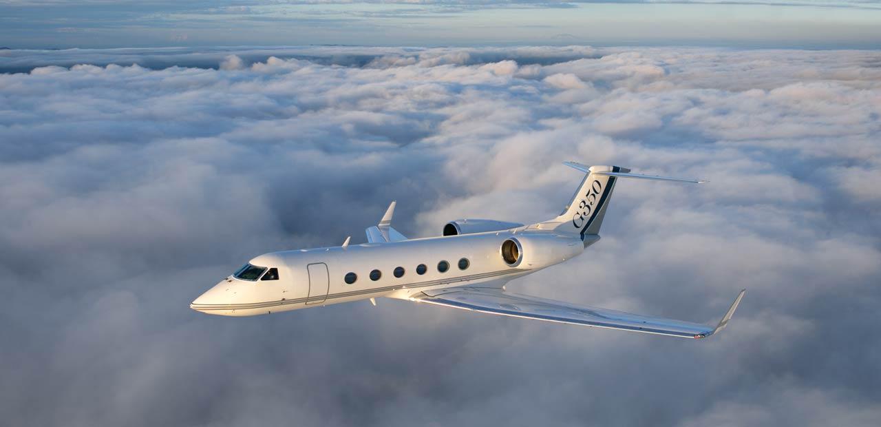 Re:[转贴]通航飞机汇总 GULFSTREAM G350