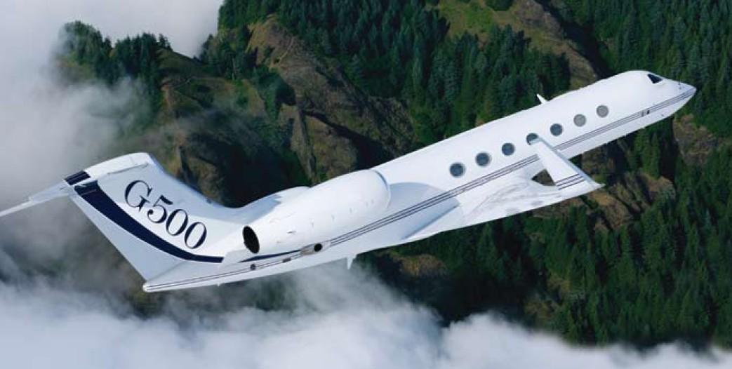 Re:[转贴]通航飞机汇总 GULFSTREAM G500