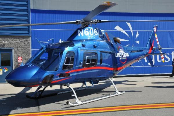 Re:[转贴]通航飞机汇总 AGUSTA AW119KX