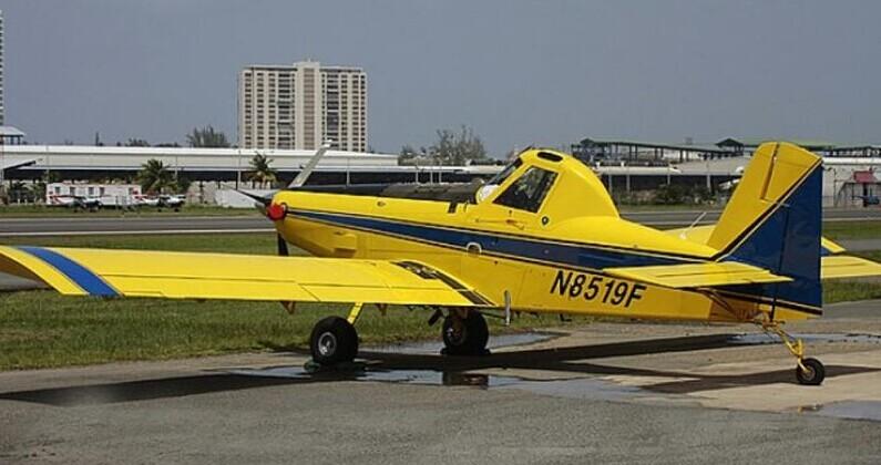 Re:[转贴]通航飞机汇总 AIR TRACTOR AT402B
