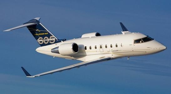 Re:[转贴]通航飞机汇总 BOMBARDIER CL605