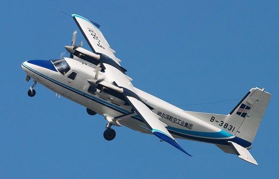 Re:[转贴]通航飞机汇总 HAFEI Y12