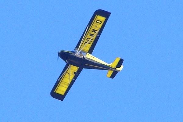 Re:[转贴]通航飞机汇总 RANS S-6 COYOTE II