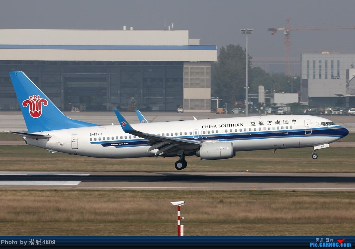 Re:[原创]郑克雷奇(CGO)经常来的和不常来的 BOEING 737-800 B-1979 中国郑州新郑机场