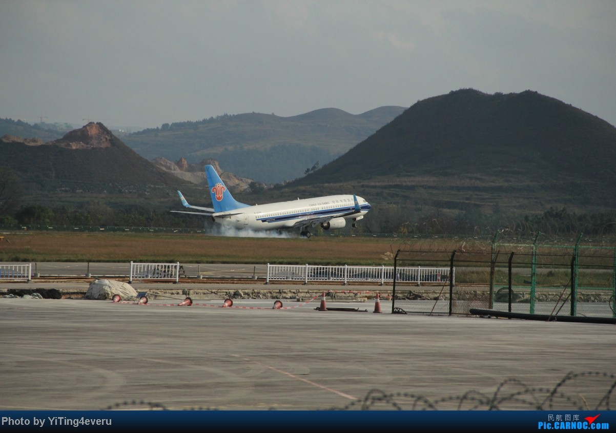 Re:[原创]【所见即所景】拍机两年,首次发贴不再潜水 BOEING 737-83N B-5129