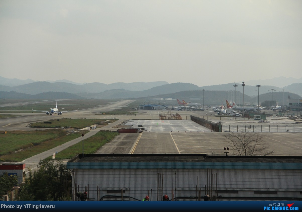 Re:[原创]【所见即所景】拍机两年,首次发贴不再潜水    中国贵阳龙洞堡机场