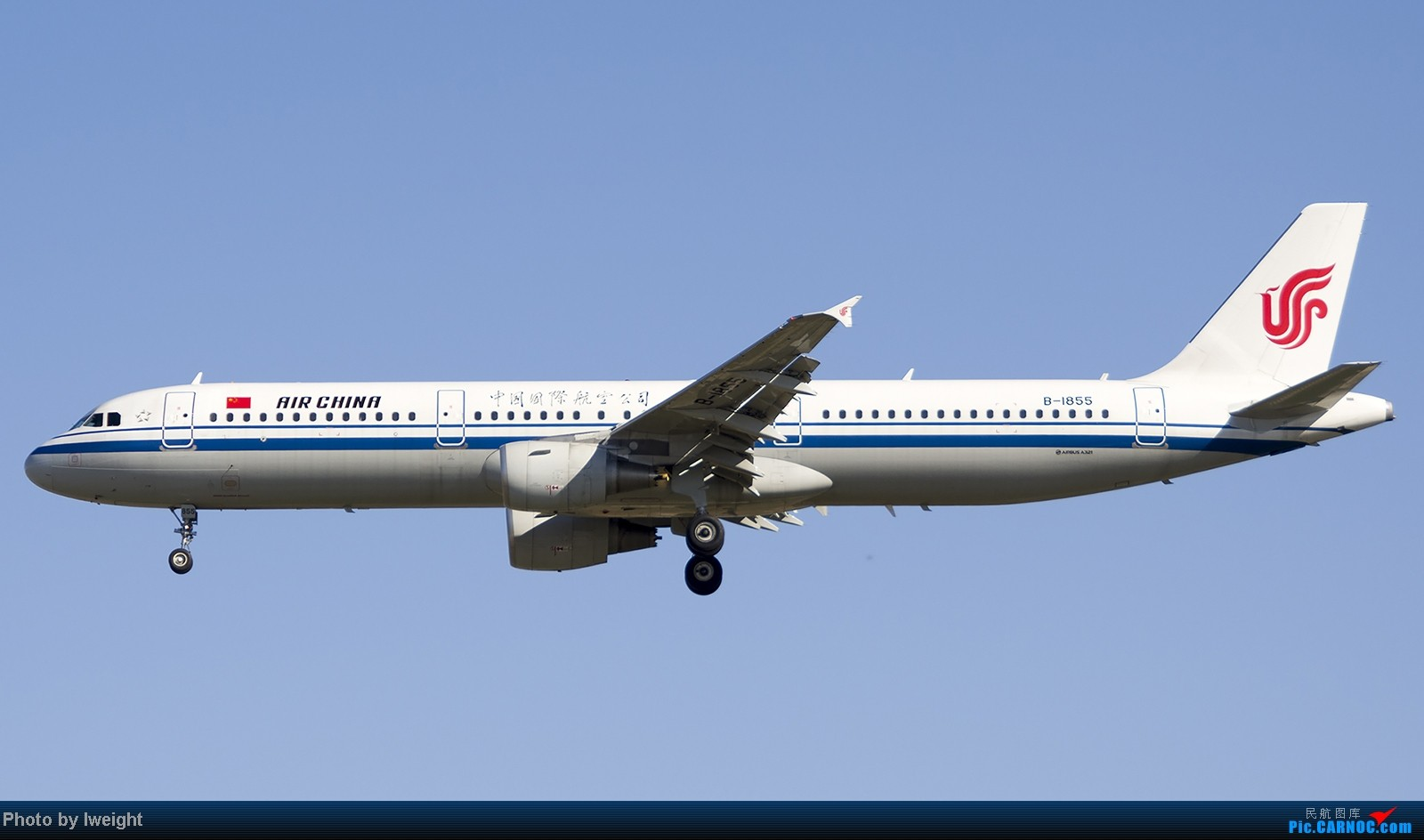 Re:[原创]终于盼来了晴天,PEK拍起【10月26日】 AIRBUS A321-200 B-1855 中国北京首都机场