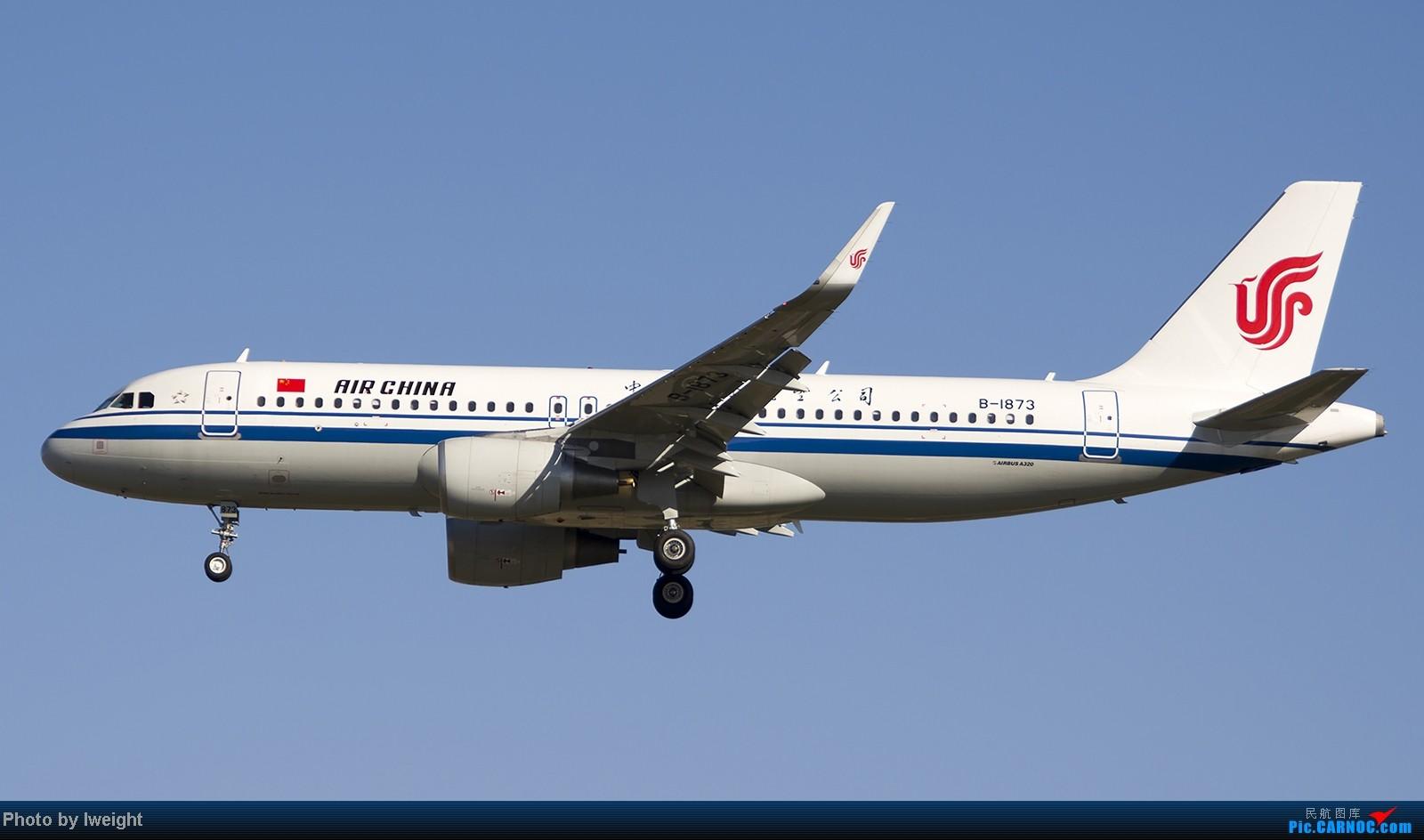 Re:[原创]终于盼来了晴天,PEK拍起【10月26日】 AIRBUS A320-200 B-1873 中国北京首都机场