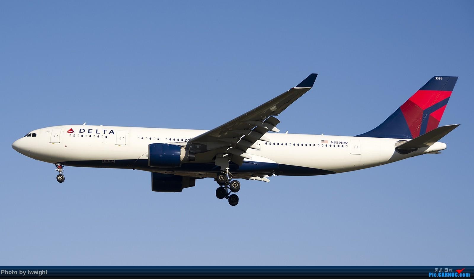 Re:[原创]终于盼来了晴天,PEK拍起【10月26日】 AIRBUS A330-200 N859NW 中国北京首都机场