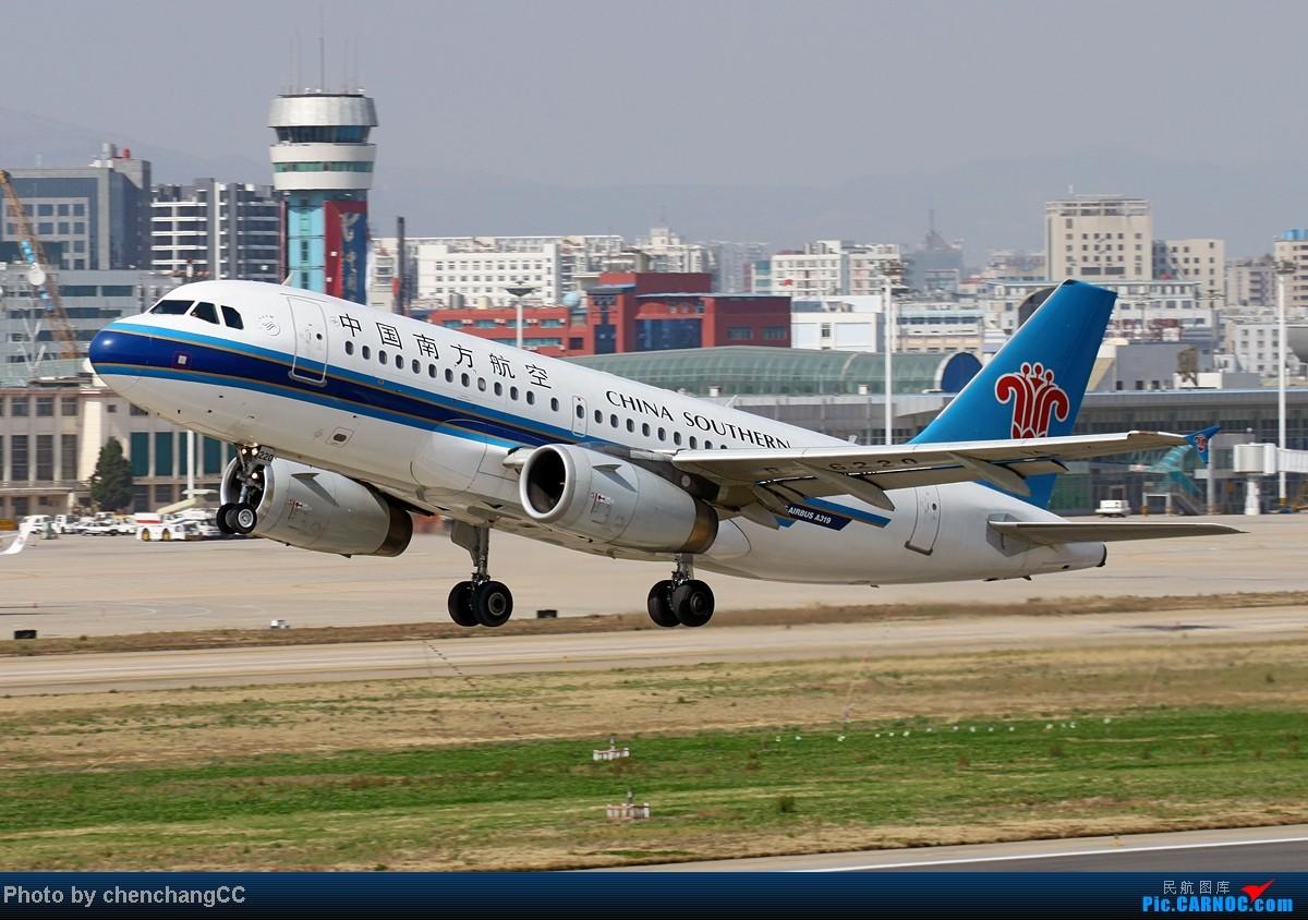 Re:【chenchangCC】我修图少,你们不要骗我,不会修图啦,求指导。感谢资源网各位还惦记着我,特此鸣谢!下月见,发帖标示存在,标题一定要长! AIRBUS A319-100 B-6220 中国昆明巫家坝机场