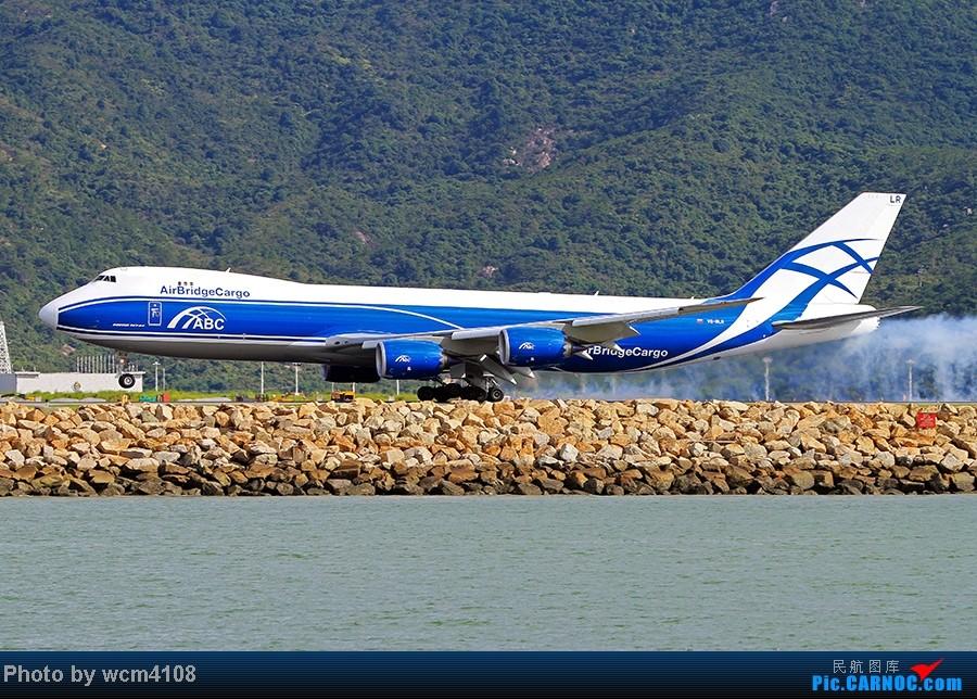 Re:Boeing 747-800 貨機 BOEING 747-800 VQ-BLR 香港