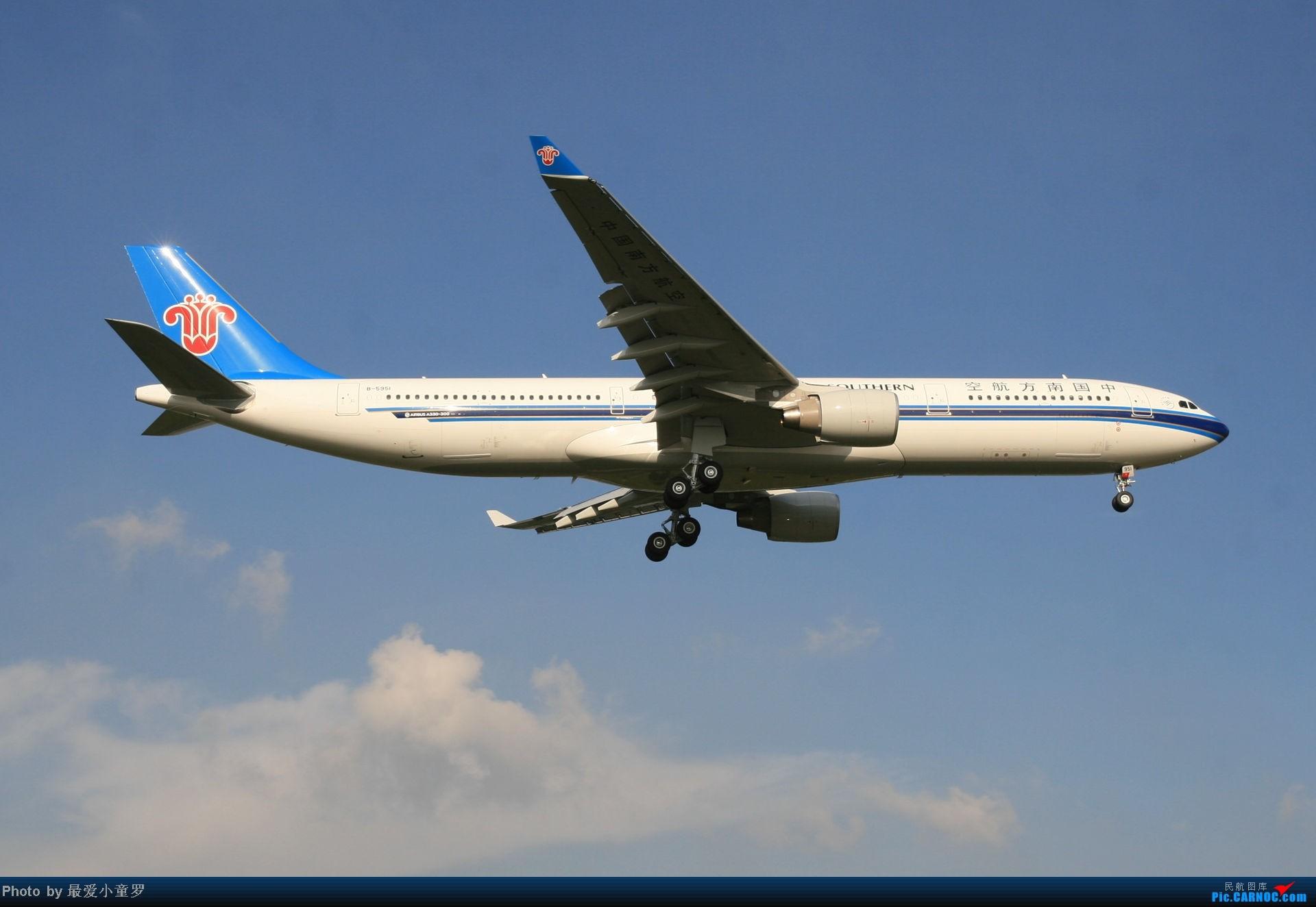 Re:[原创]2014年6月30日CAN东跑北区派出所拍机 AIRBUS A330-300 B-5951 中国广州白云机场