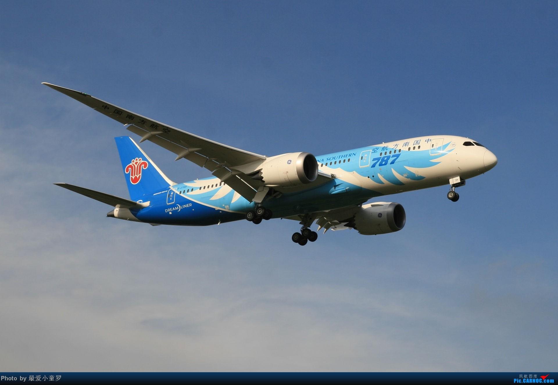 Re:[原创]2014年6月30日CAN东跑北区派出所拍机 BOEING 787-8 B-2788 中国广州白云机场