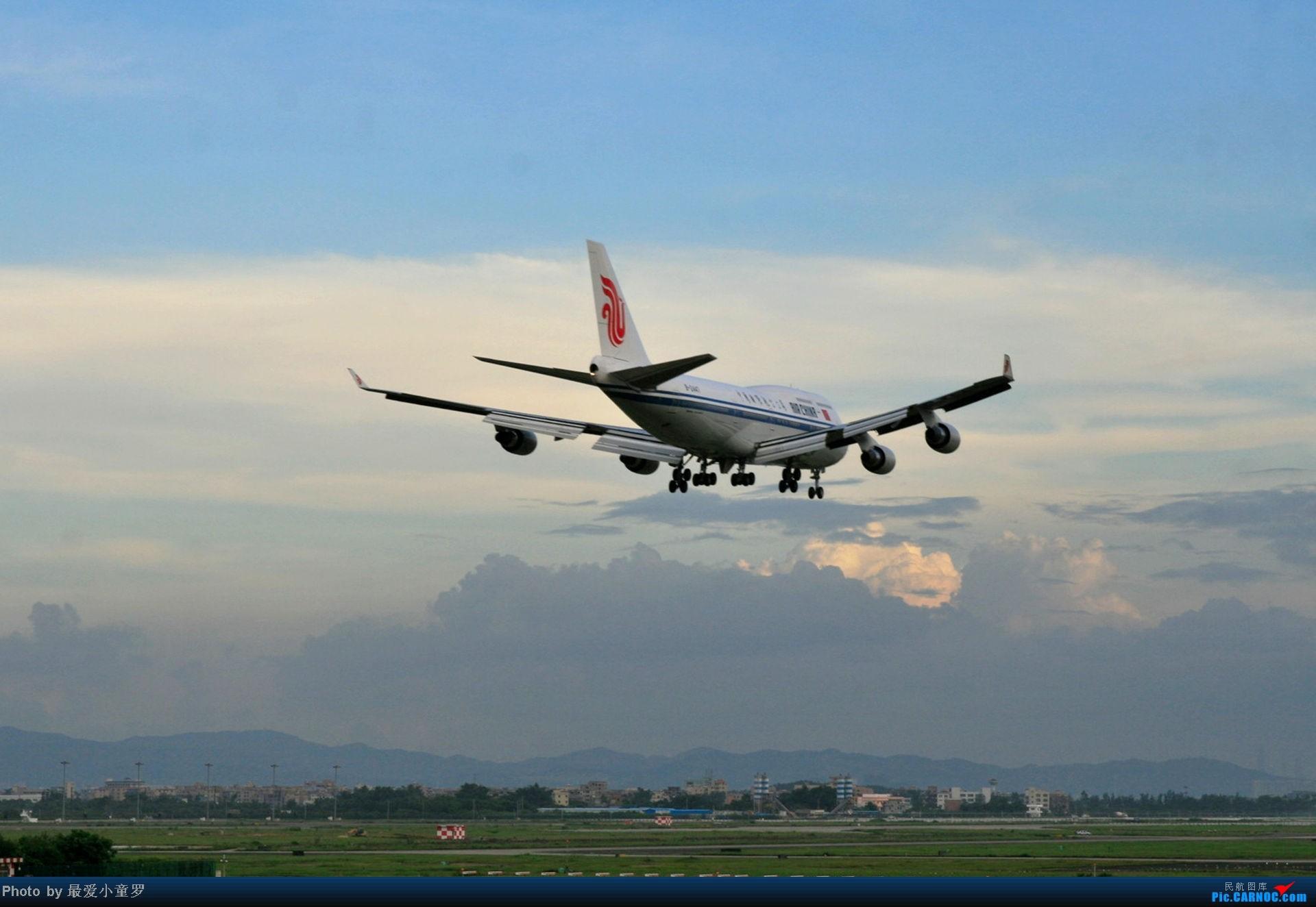 Re:[原创]2014年6月30日CAN东跑北区派出所拍机 BOEING 747-400 B-2447 中国广州白云机场