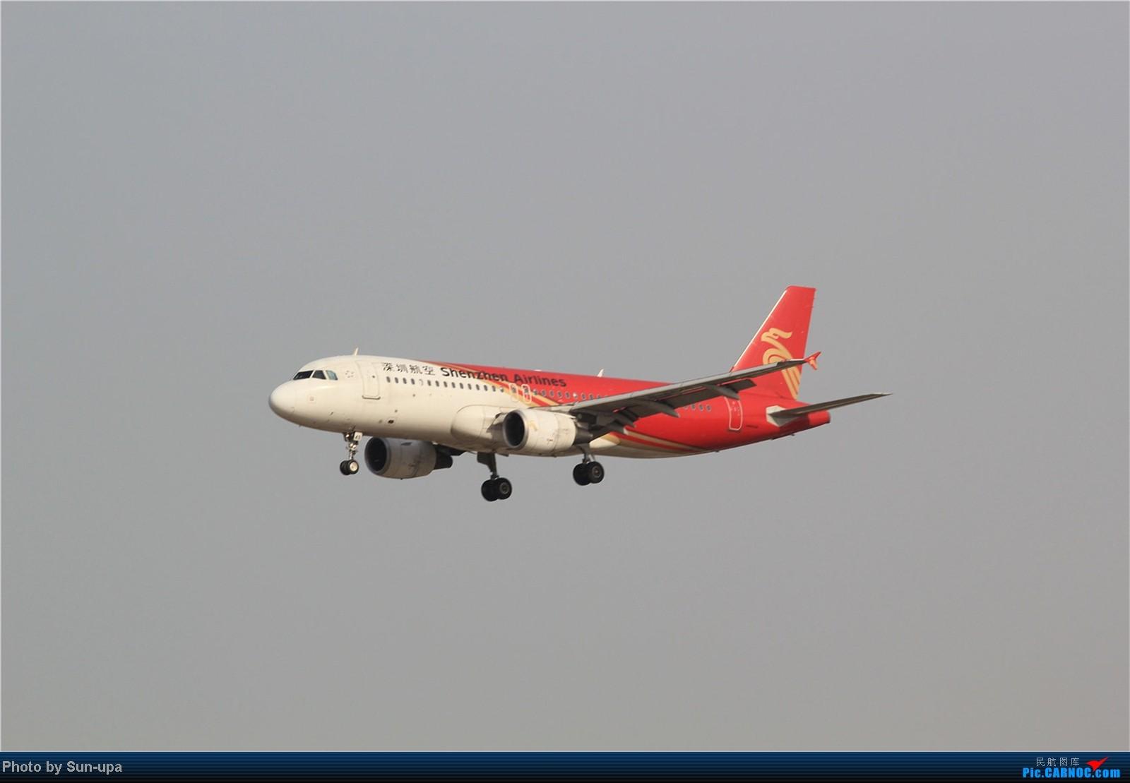 [原创]【Sun-upa】老图新发 前段时间pek杂图+11.7机场内随拍 AIRBUS A320-200  中国北京首都机场