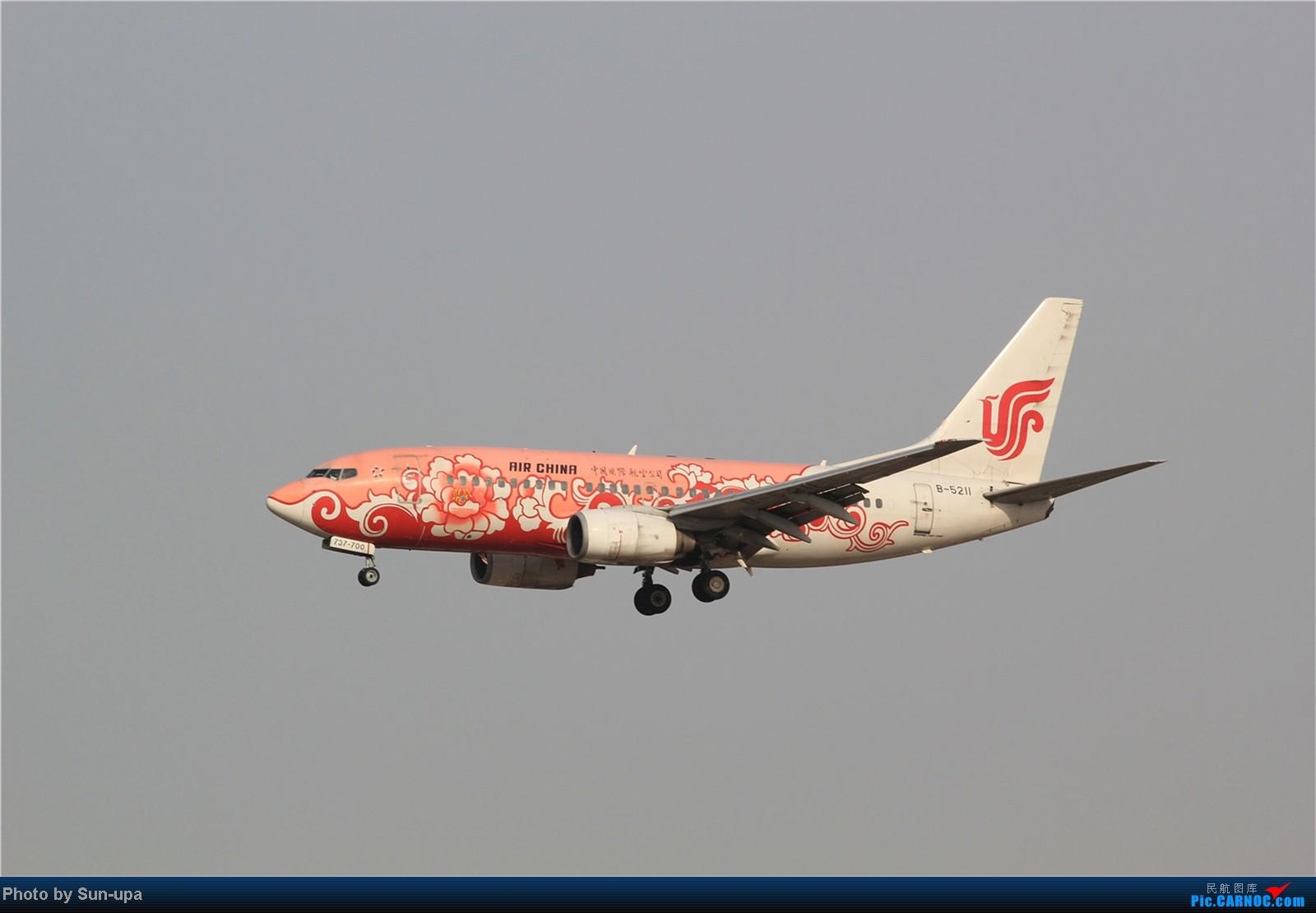 Re:[原创]【Sun-upa】老图新发 前段时间pek杂图+11.7机场内随拍 BOEING 737-700 B-5211 中国北京首都机场