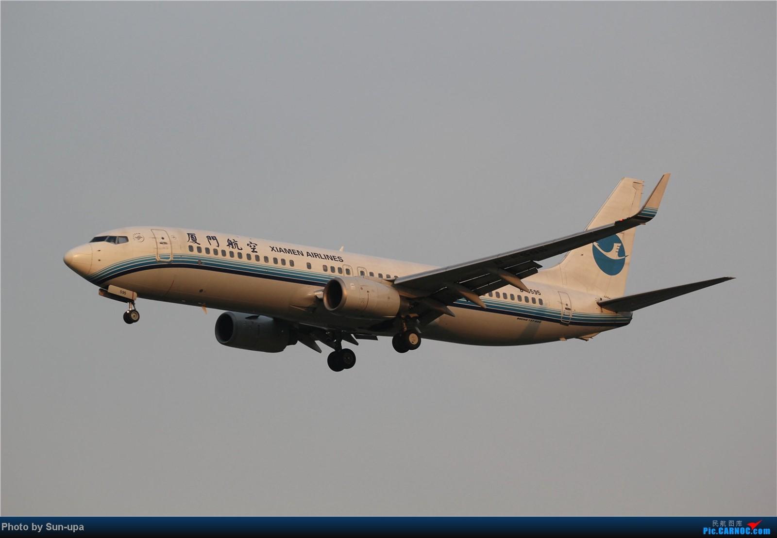 Re:[原创]【Sun-upa】老图新发 前段时间pek杂图+11.7机场内随拍 BOEING 737-800 B-5595 中国北京首都机场
