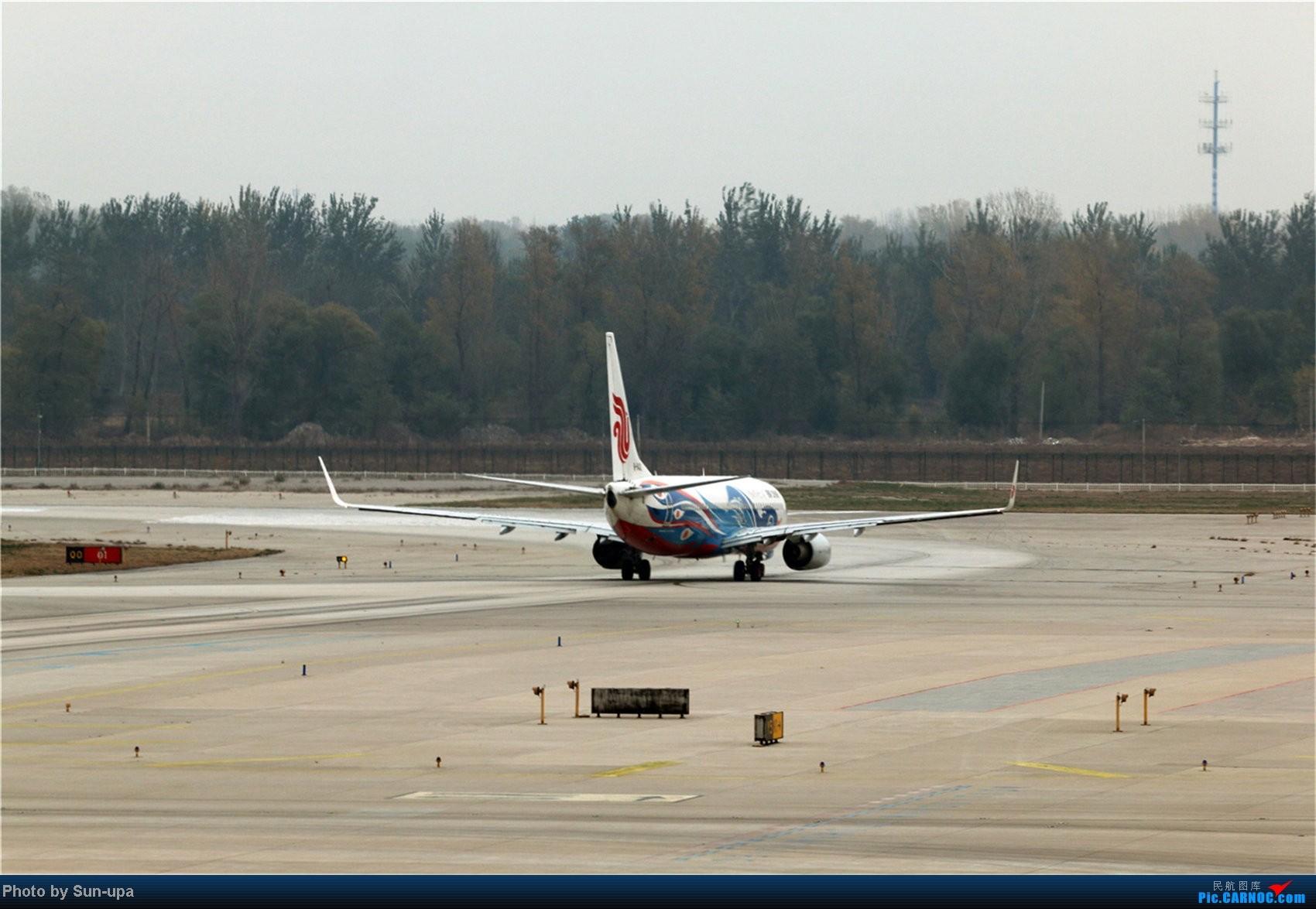 Re:[原创]【Sun-upa】老图新发 前段时间pek杂图+11.7机场内随拍 BOEING 737-800  中国北京首都机场