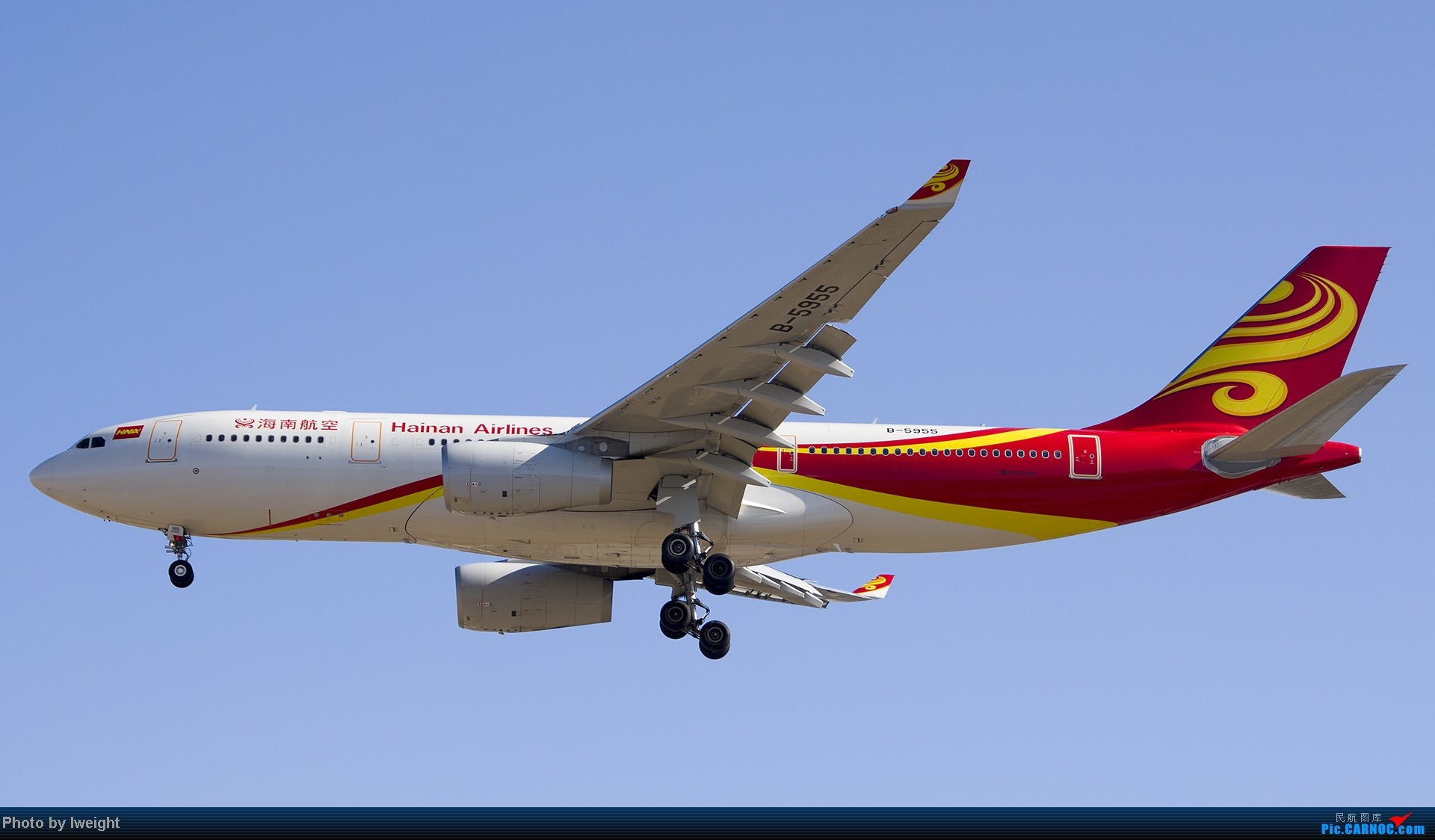 Re:[原创]抓住APEC蓝的尾巴,再拍上一组 AIRBUS A330-200 B-5955 中国北京首都机场