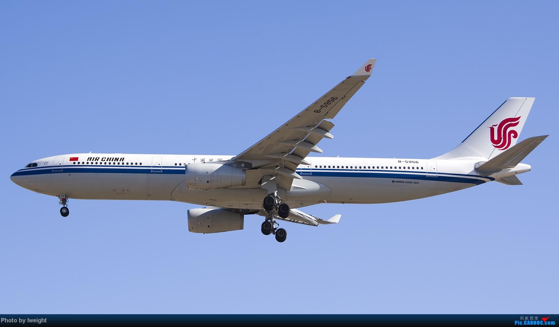 Re:[原创]抓住APEC蓝的尾巴,再拍上一组 AIRBUS A330-300 B-5956 中国北京首都机场
