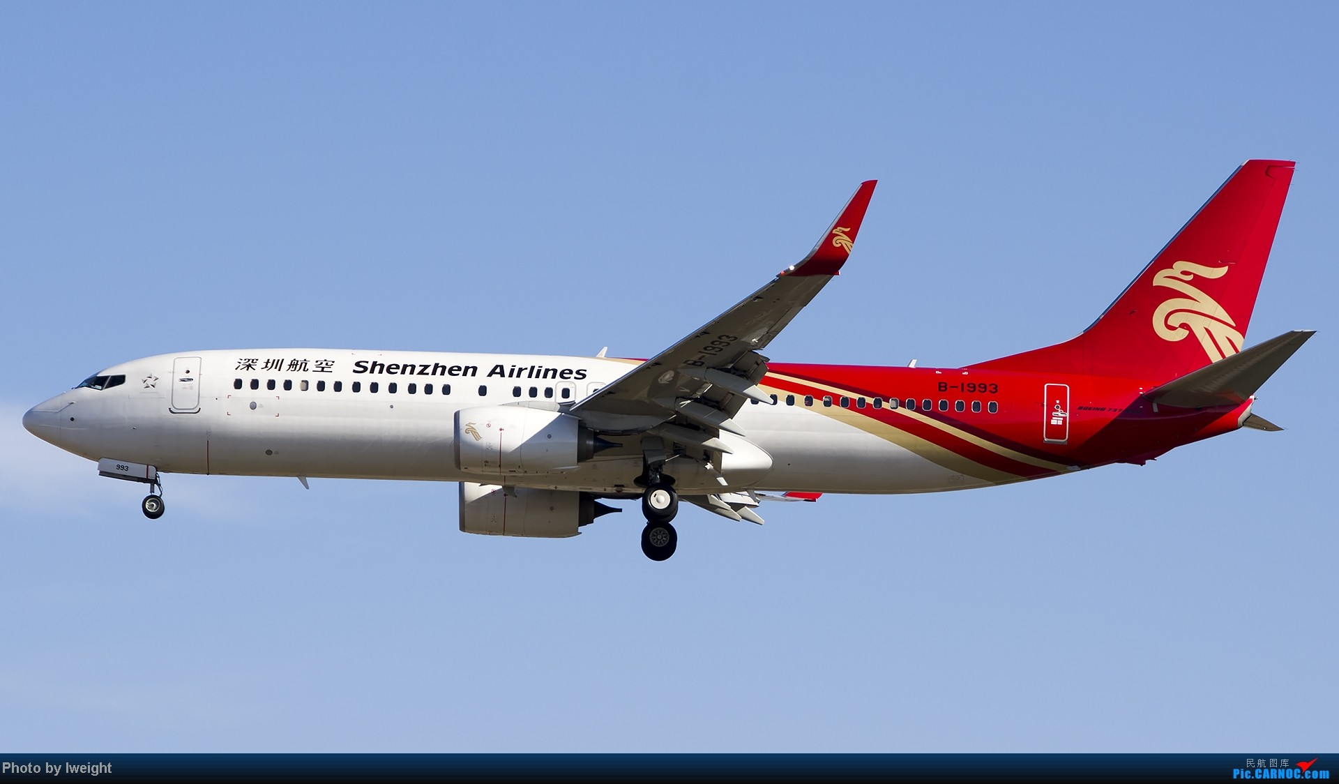 Re:[原创]抓住APEC蓝的尾巴,再拍上一组 BOEING 737-800 B-1993 中国北京首都机场