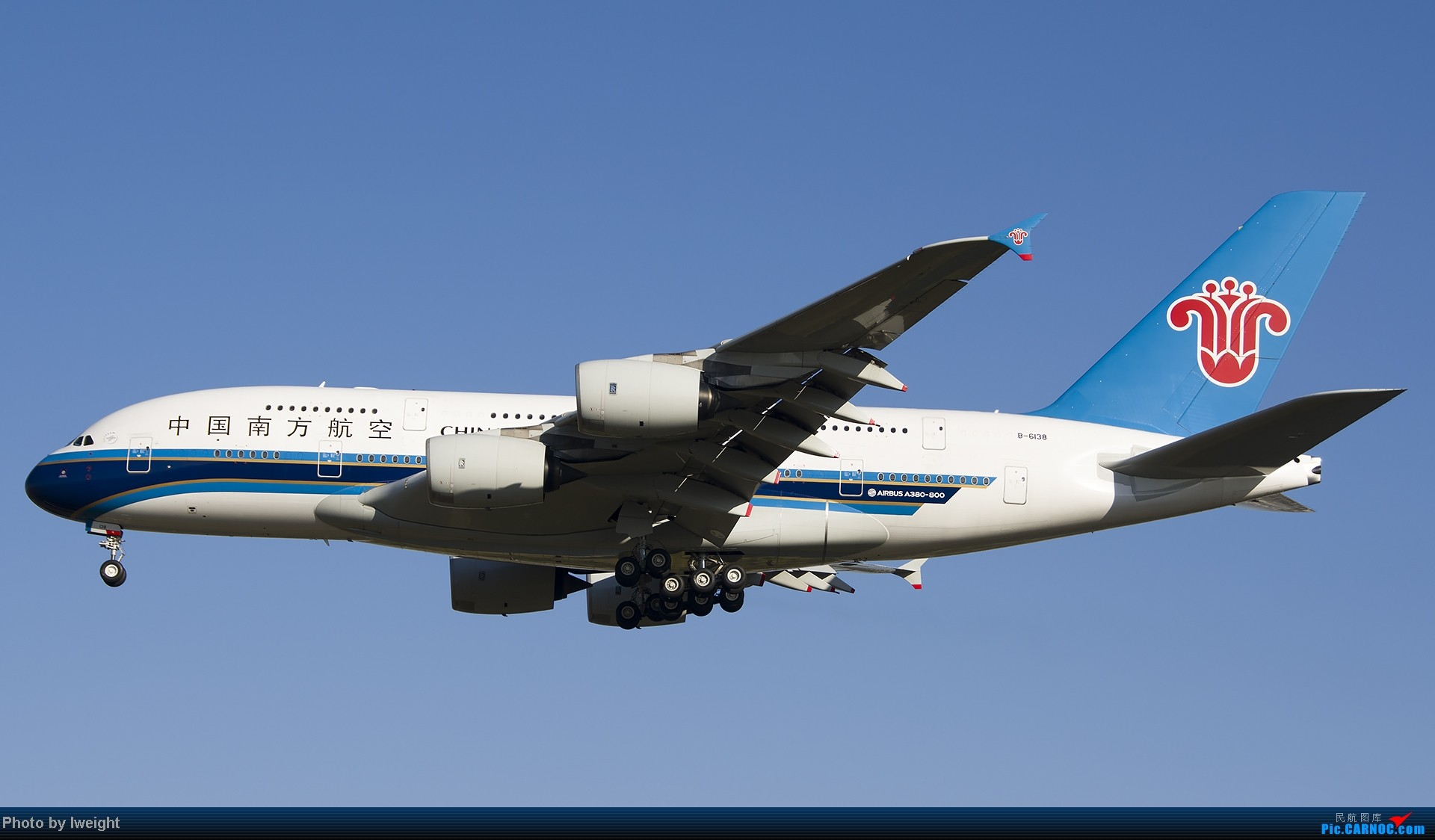 Re:[原创]抓住APEC蓝的尾巴,再拍上一组 AIRBUS A380 B-6138 中国北京首都机场