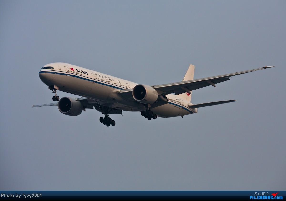 Re:[原创][无锡西站]在SHA拍到的20架国航77W BOEING 777-300ER B-2085 中国上海虹桥机场