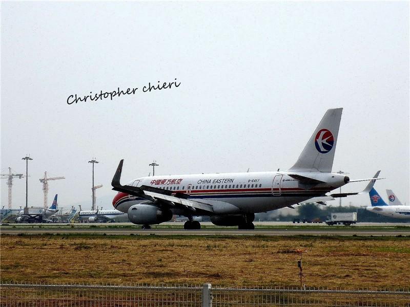 [原创][CHIERI]煤堆拍机精选 AIRBUS A319-100 B-6457