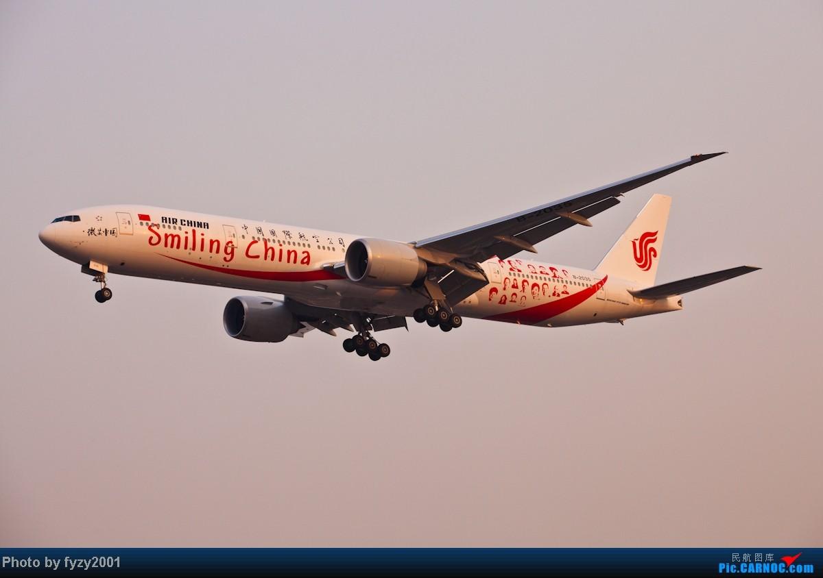 Re:[原创][无锡西站]在SHA拍到的20架国航77W BOEING 777-300ER B-2035 中国上海虹桥机场