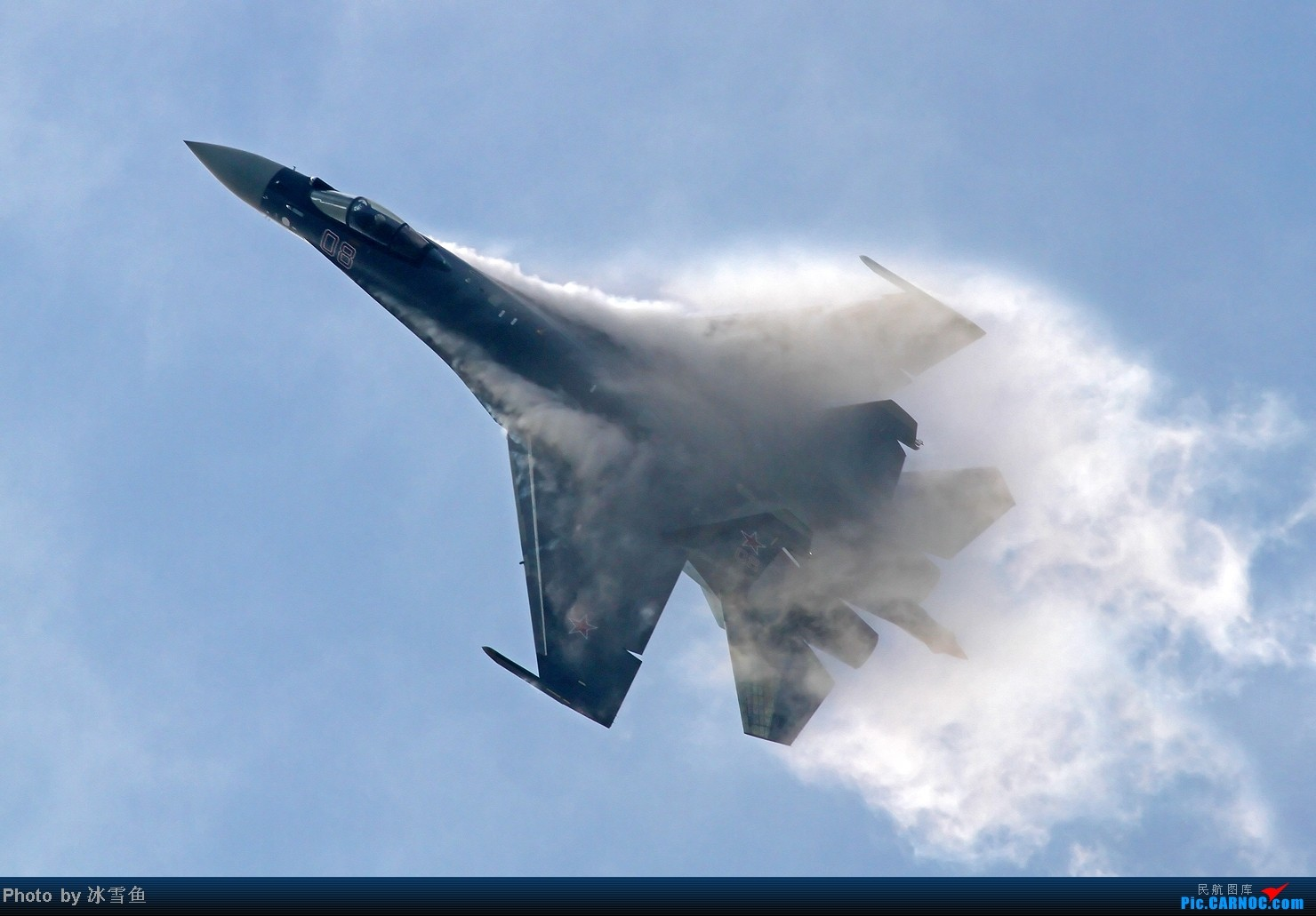 Re:[原创]【BLDDQ】借珠海航展的东风,再度回归! SU-35 08 中国珠海金湾机场