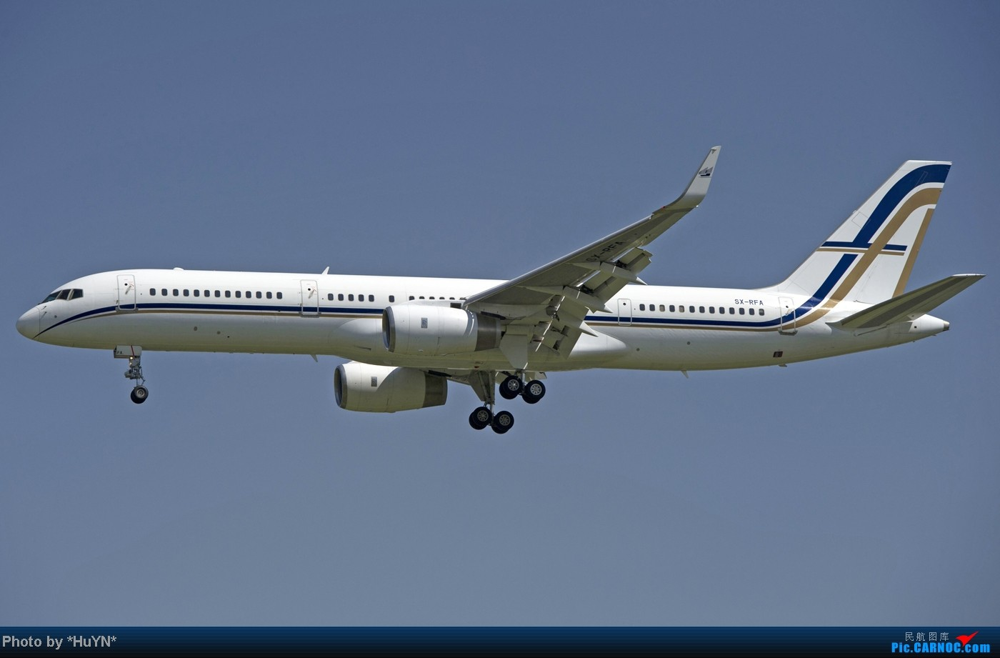 Re:[原创]存货一组 BOEING 757-200 SX-RFA 中国北京首都国际机场