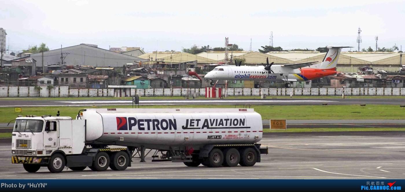 Re:[原创]存货一组 庞巴迪DASH 8 RP-C3036 菲律宾马尼拉机场